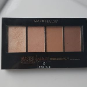 Maybelline Master Bronzer and Highlight Kit